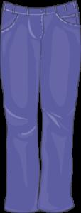 Africain adulte M pantalon