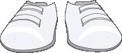 Asiatique âgé M chaussures