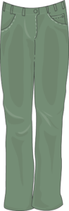 Asiatique âgé M pantalon