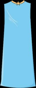 Asiatique enfant f robe