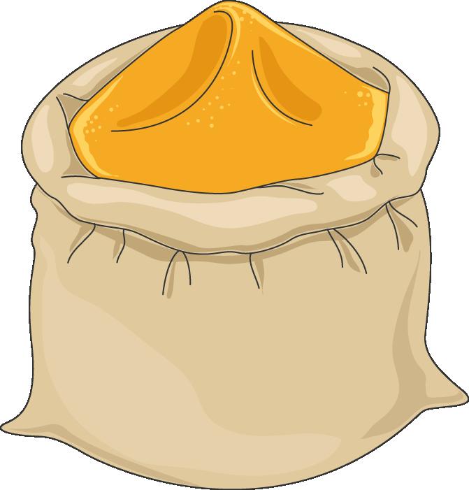 épices jaune