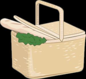 Panier de pique-nique