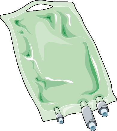 poche verte