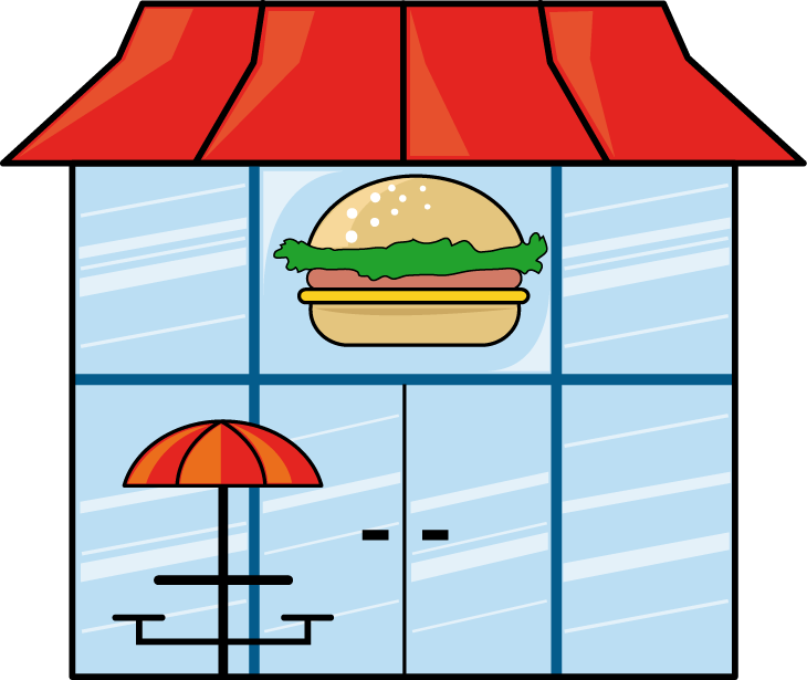 restaurant fastfood