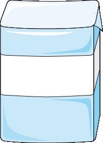 brique lait