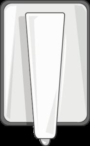 Défibrillateur poignée