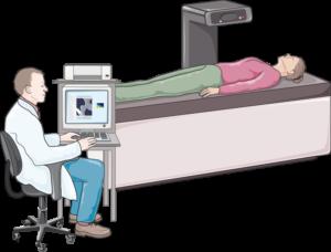 Ostéodensitométrie