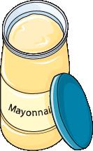 Mayonnaise écrit