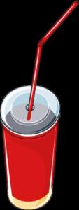 Soda fastfood