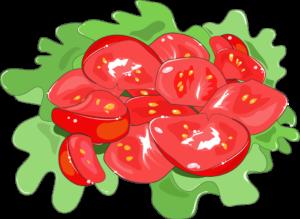 tomates salade