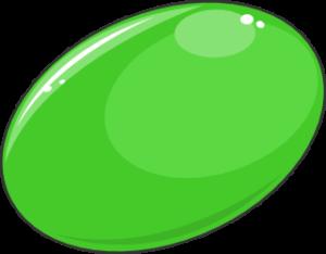 Green capsule